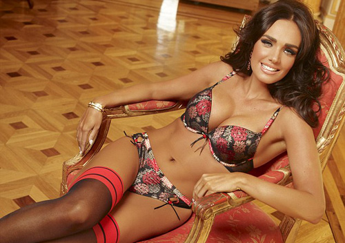 Sizzling Tamara Ecclestone - Ultimo's New Face and Body